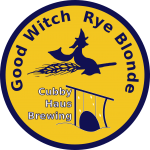 good witch rye blonde decal