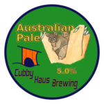 Australian Pale decal