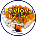 Pavlova NZ IPA decal
